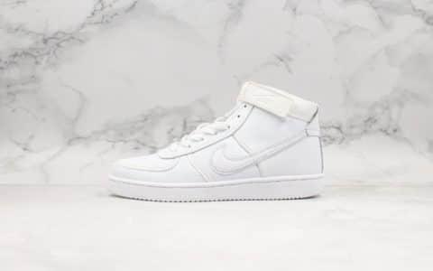 耐克Nike Vandal High supreme LTR公司级版本教父复刻高帮篮球鞋白皮书原盒原标内置气垫 货号:AH8518-100