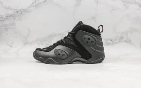 耐克Nike Zoom Rookie Black纯原版本便士哈达威新秀高帮篮球鞋黑色喷泡配色原档案数据开发区别市面通货版本 货号:BQ3379-002