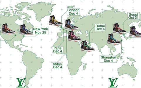 尊贵奢华!Louis Vuitton LV408下月全球发售!你准备好了吗?