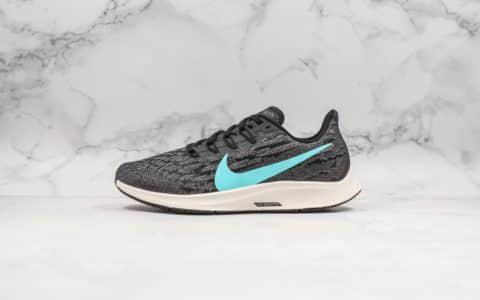 耐克Nike Air Zoom Pegasus 36纯原版本登月36代网面透气跑步鞋采用动态支撑原档案数据开发 货号:AQ2203-010