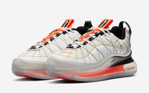 全新配色Nike Max 720-818曝光!颜值有点高! 货号:CI3869-100