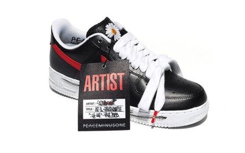 PMO x Nike AF1韩国限定来袭!颜值出众!