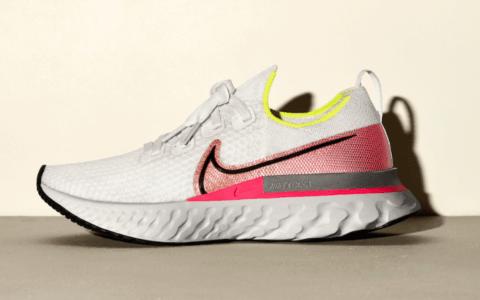 Nike全新跑鞋明年发售!结合Zoom Vaporfly 4%和Nike React的豪华配置! 货号:CD4371-004