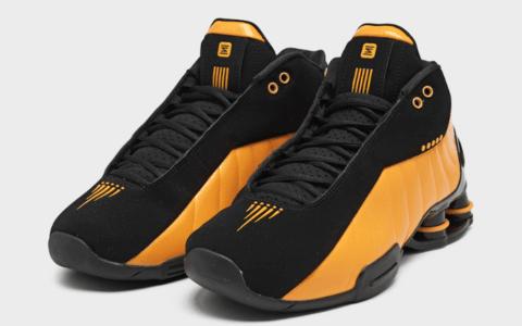Nike Shox BB4新配色下月发售!你打几分? 货号:AT7843-002