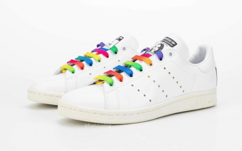 Stella McCartney x adidas Stan Smith最新实物图曝光!下月发售!