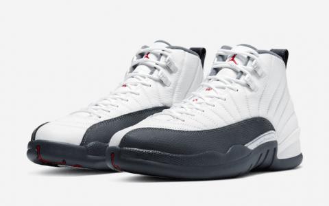 """简约白灰配色!Air Jordan 12"""" Dark Grey""""释出官图! 货号:130690-160"""