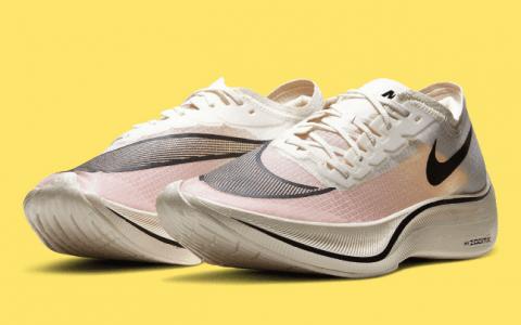 """简约黑白配!Nike ZoomX VaporFly NEXT% """"Sail""""现已发售! 货号:CT9133-100"""