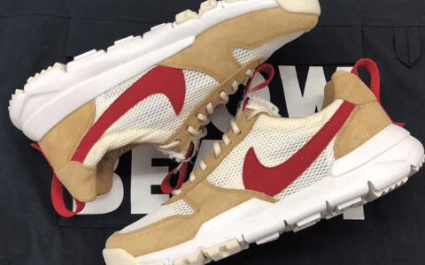 火星鞋 Nike Mars Yard 3.0最新实物图曝光!颜值依旧! 货号:AA2261-100