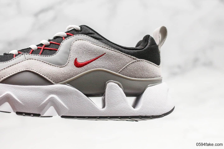 耐克Nike RYZ 365公司级版本锯齿运动鞋银白原盒原标原档案数据开发男女休闲运动鞋 货号:BQ4153-001
