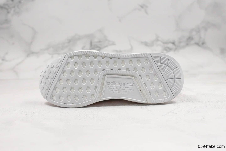 阿迪达斯Adidas Originals NMD_R1纯原版本玩具总动员限定牧羊女粉色原档案数据开发原盒原标 货号:EG7316