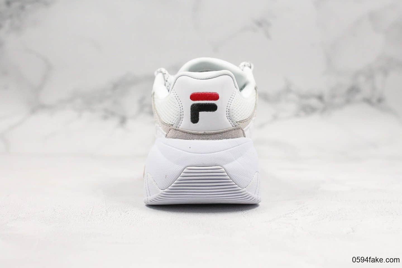 斐乐FILA jagger公司级版本限量爪爪老爹鞋19年新款原档案数据开发