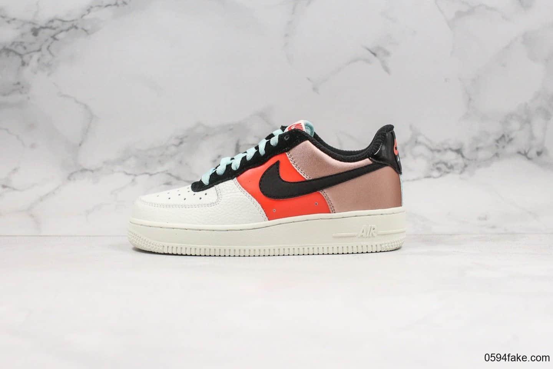 耐克Nike Air Force 1 Low纯原版本低帮空军一