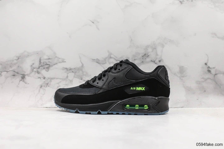 耐克Nike Wmns Air Max 90 SE Day teal tint纯原版本
