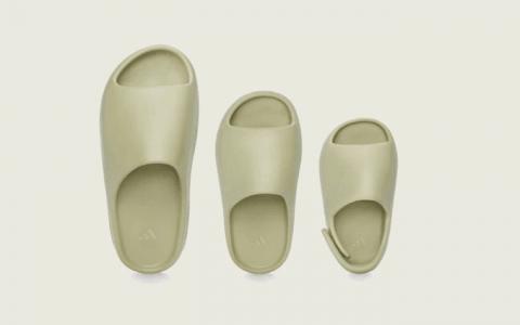 Yeezy拖鞋来了!三款配色任你选!明天就发售!