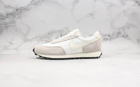 耐克Nike DAYBREAK SP公司级版本复古华夫鞋回归款元年配色原档案数据开发原楦头原纸板打造