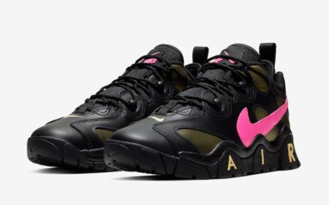 """""""南海岸""""氛围!Nike Air Barrage Low""""超级碗""""月底发售! 货号:CT8454-001"""