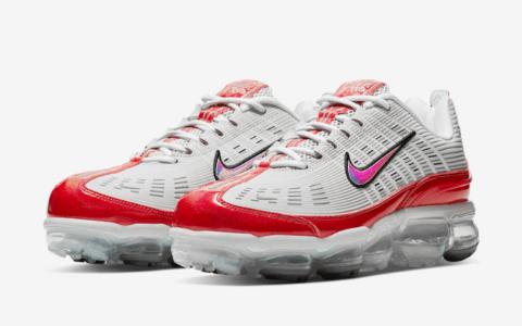 致敬OG配色!全新Nike Air VaporMax 360即将登场! 货号:CK2718-002