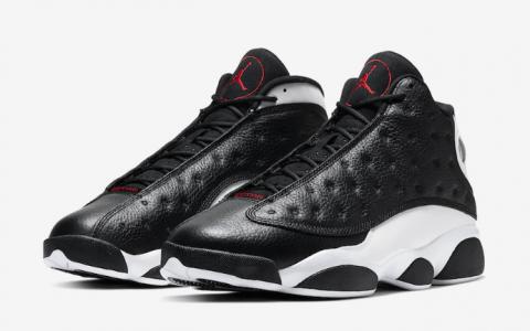 "Air Jordan 13""反转熊猫""释出官图!1月11日发售!不要错过! 货号:414571-061"