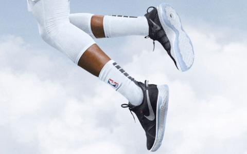 泡椒最新一代签名战靴Nike PG 4首发配色1月8日发售! 货号:CD5079-001