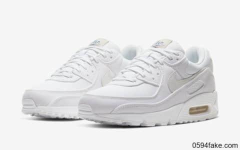 """致敬法国面包师!Nike Air Max 90"""" Paris""""将于2月10日发售! 货号:CQ0912-100"""