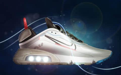 科幻咆哮!全新Nike Air Max 2090即将登场!