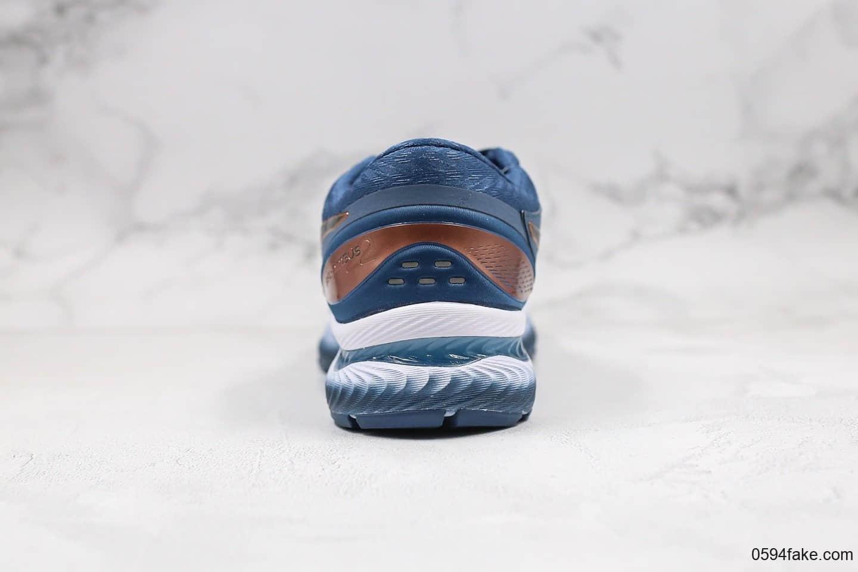 亚瑟士Asics Gel-Kayano 5 360公司级版本混合360量子转变系列跑鞋牛仔蓝配色原厂硅胶缓震材质