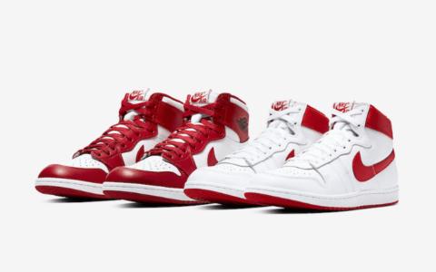 "Air Jordan ""New Beginnings""套装释出官图!2月12日发售!绝对高规格! 货号:CT6252-900"