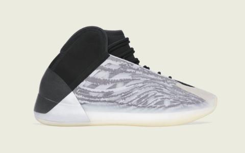 """椰子首款篮球鞋Yeezy Basketball """"Quantum""""释出官图!限量发售!难抢! 货号:EG1535"""