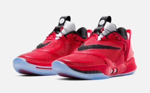 芝加哥配色!自动系带篮球鞋Nike Adapt BB 2.0新配色即将登场!