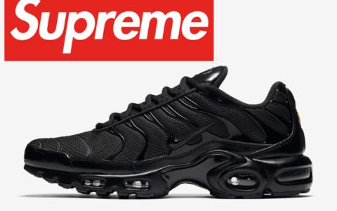 Supreme x Nike联名还没结束!你怎么看?