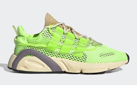 吸睛复古老爹鞋!adidas LXCON新配色下月登场! 货号:EF4279