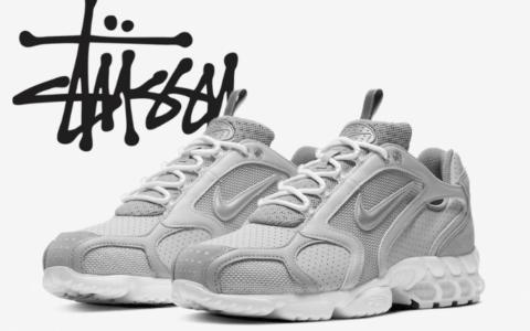 Stussy x Nike联名今年春季发售!你期待吗?
