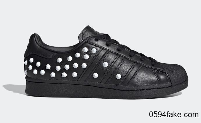 铆钉贝壳头!全新adidas Superstar WMNS将于2月13日发售!