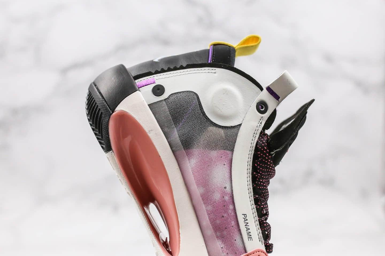 乔丹Air Jordan 34 Paris纯原版本巴黎梦幻甜美粉紫色AJ34原盒原标内置气垫支持实战 货号:CZ7752-601