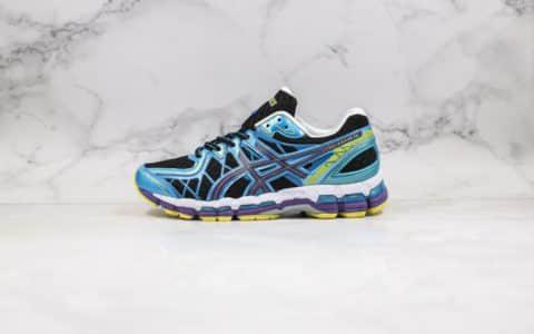 亚瑟士ASICS GEL K20纯原版本运动慢跑鞋原盒原标原厂鞋底科技