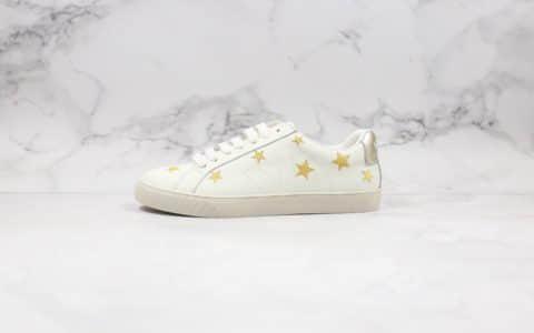 Veja Leather Extra Sneakers公司级版本法国国民V字经典VEJA小白板鞋白色星星ins爆款全头层进口牛皮