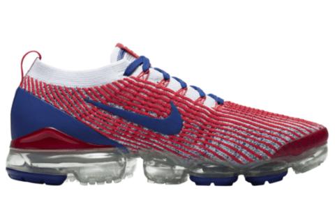 美国主题配色!全新Nike Air VaporMax 3.0即将发售! 货号:CW5585-100