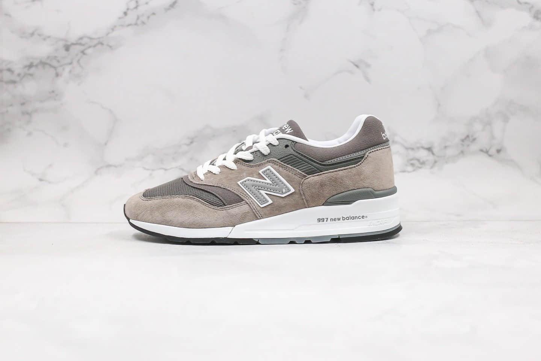 新百伦New Balance 997高端美产慢跑鞋原档案