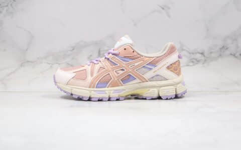 亚瑟士ASICS GEL-KAHANA 8纯原版本机能户外跑鞋藕粉色原鞋开模一比一打造 货号:1012A978-700