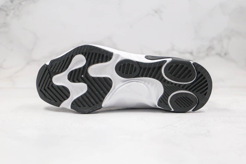 耐克Nike React-Type GTX N.354纯原版本瑞亚机能跑步鞋黑白色正确鞋面防水材质 货号:BQ4737-008