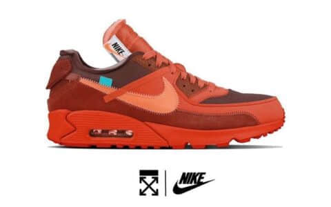 Off-White x Nike 联名新作来袭!今年七月发售! 货号:AA7293-600