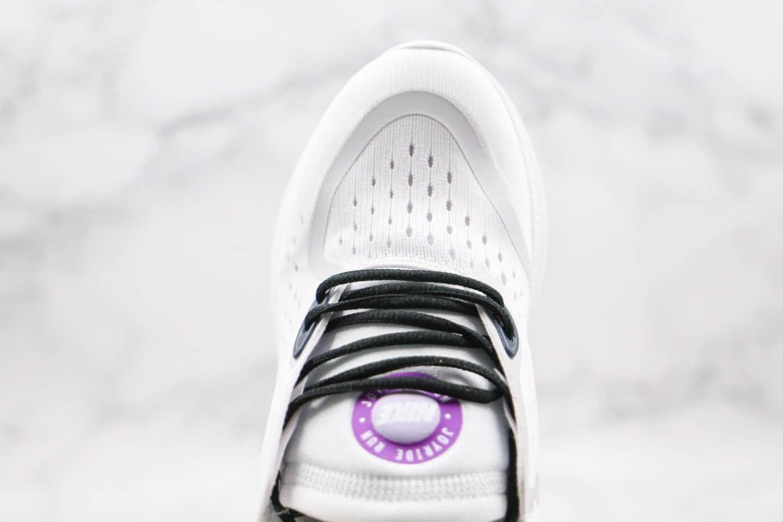 耐克Nike Joyride Run FK纯原版本小红书爆款颗粒跑鞋二代白灰色内置真爆米花颗粒填充 货号:CD4363-101
