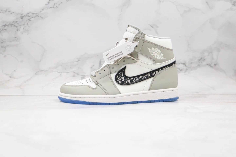 乔丹Dior x Air Jordan 1 High OG纯原版本迪奥联