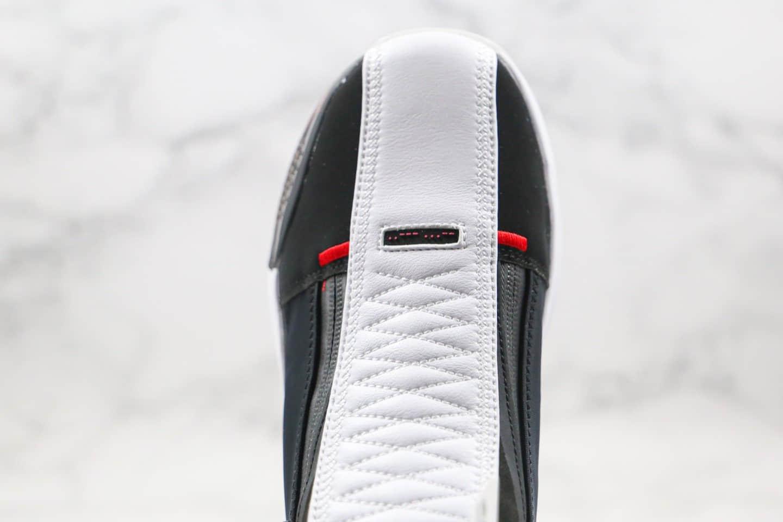 乔丹Air Jordan 34 SE PF Bred纯原版本全明星AJ34黑白色内置气垫支持实战 货号:CU1548-001