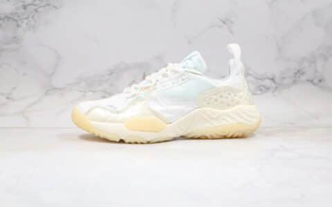 乔丹Air Jordan Delta SP Vachetta Tan纯原版本陈冠希亲自设计火星鞋明星同款乔丹老爹鞋原档案数据开发 货号:CW0782-141