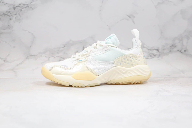 阿迪达斯Adidas Jordan Delta SP Vachetta Tan纯原版本陈冠希亲自设计火星鞋明星同款乔丹老爹鞋原档案数据开发 货号:CW0782-141