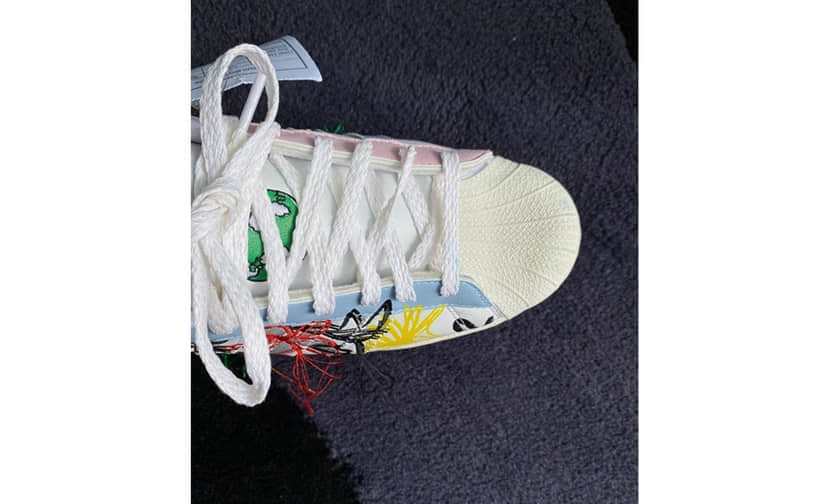 Sean Wotherspoon x adidas贝壳头联名细节曝光!潮人必备!