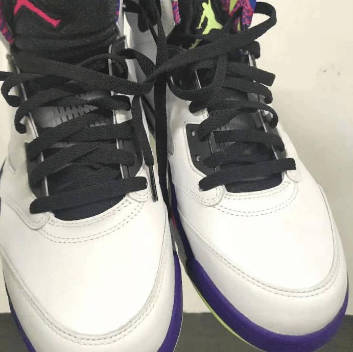 """新版""""新鲜王子""""Air Jordan 5完整实物曝光!8月登场! 货号:DB3335-100"""