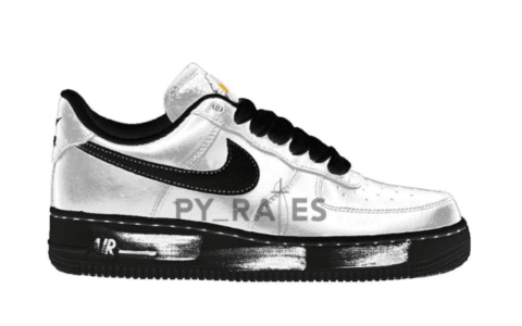 权志龙联名新作来袭!全新PEACEMINUSONE x Nike AF1渲染图曝光!