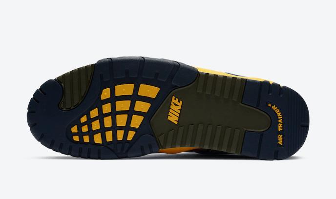 全新Nike Air Trainer 3释出官图!6月1日发售! 货号:CZ6393-500